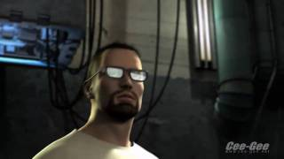 Half-Life 2 - I am the Freeman [3D Trailer]
