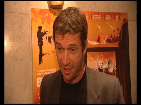 James Purefoy @ Burma VJ Video
