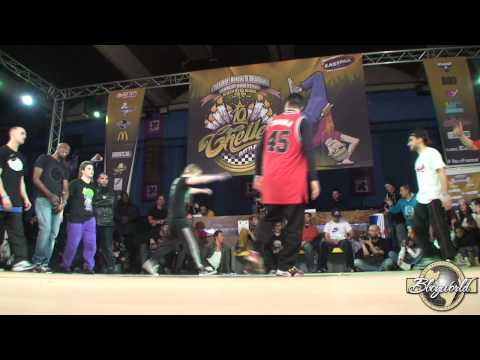 VAGABONDS vs LA SMALA (CHELLES BATTLE PRO 2010) part2 WWW.BBOYWORLD.COM Video