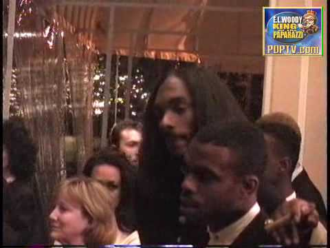 2Pac and Death Row family after 96  Grammy (RARE VIDEO)