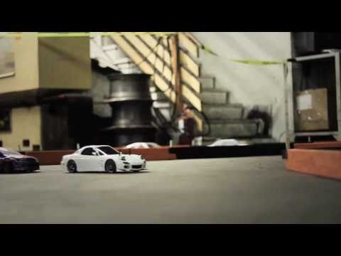Behind the Scenes - NOS RC Drifting at Modern Automotive Performance