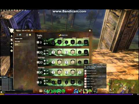 Guild Wars  Hot Elementalist Leveling Build
