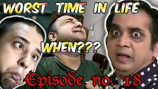 Worst Time In Life When?? Funny Comedy Videos | BaBa ka Adda | Funny Video| Comedy Videos Episode 18