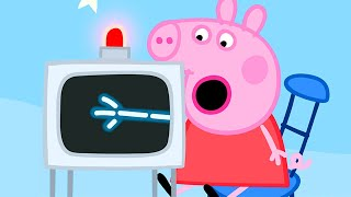 Download lagu Peppa Pig  Channel | Peppa Pig's Boo Boo Moments