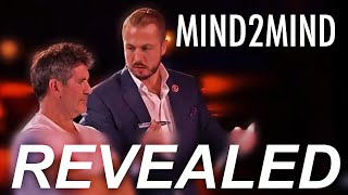 Mind2Mind: BGT 2019 Audition Magic Trick REVEALED