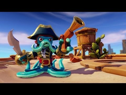 Skylanders: Swap Force - Test / Review (Gameplay) zum Sammelfiguren-Spiel
