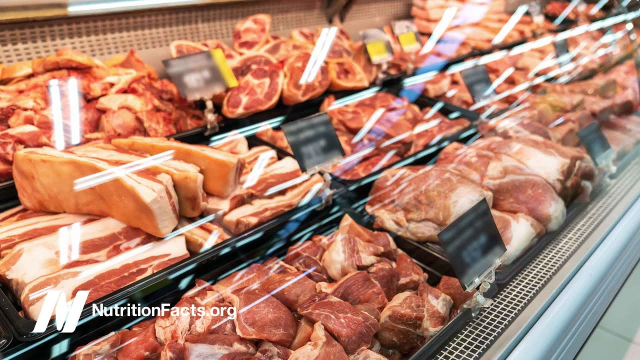 Meat-Borne Infection Risk from Shopping Carts
