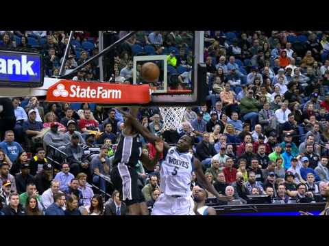 Top 10 NBA Dunks of the Week: 3/6-3/12