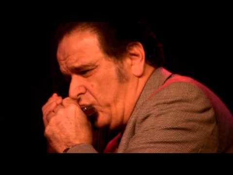 ROB PAPAROZZI amazing harmonica Body & Soul @ Birdland, Jim Carusos Cast Party 4/4/11
