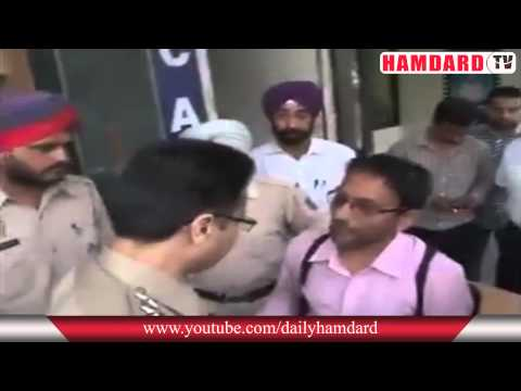 Punjab Police Assault Journalist | Hamdard Tv
