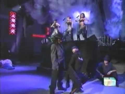 TLC - Waterfalls (Live @ MTV Movie Awards 1995)