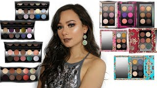 Ranking my Pat McGrath Labs Eyeshadow Palettes from LEAST to MOST Favorite!