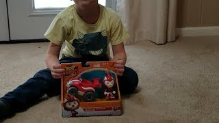 Top Wing Toys! New Rod Top Wing toy unboxing! Playskool Nick Jr