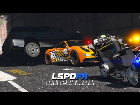 LSPDFR - Day 339 - Horrible Car Accident