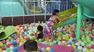 Khu vui chơi chợ Thái Bình 02 10 2009