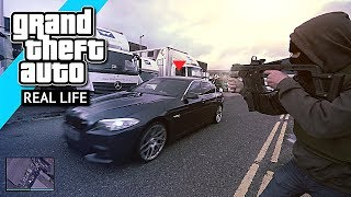 GTA 6 In REAL LIFE Gang War | Ep2 (Grand Theft Auto 6)