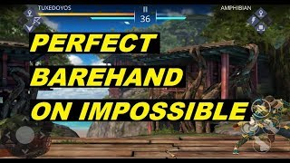 Shadow Fight 3 Impossible ? Bare hand ? Perfect ? Legendary ?