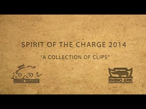 Spirit of the Charge - Rhino Charge 2014 -