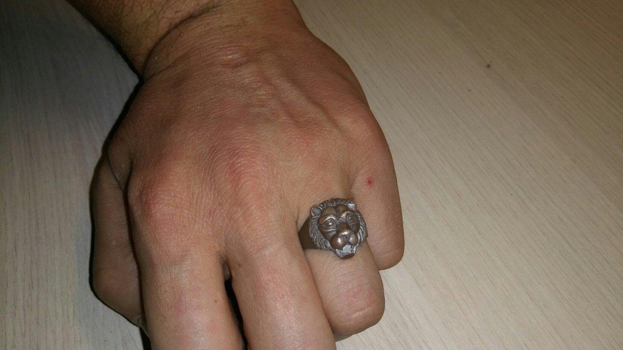 Как сделать печатку из серебра своими руками 9