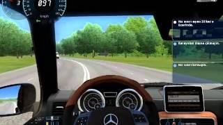 Mercedes-Benz G65 AMG -- 1.3.3 City Car Driving İndir