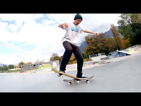 100 SPECIAL SKATE TRICKS YOU MUST SEE!