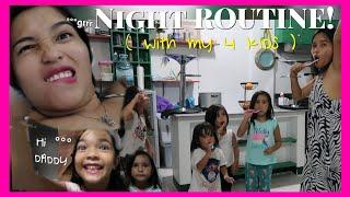 Madaming COCKROACHES sa BAHAY ???? | GALIT si MOMMY kai Tito ???? + Night time ROUTINE
