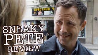 Sneaky Pete Review - Bryan Cranston, Giovanni Ribisi
