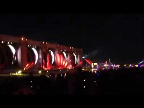 Electric Daisy Carnival 2016 Day-2
