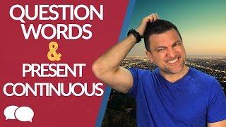 Inglês pré-intermediário # 11 - Presente Continuo e Vocabulário