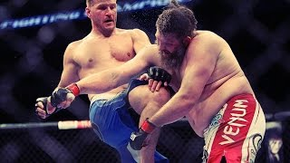 Best of Stipe Miocic -  2016 Knockouts and Highlights New champion!