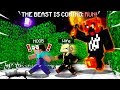 RUN FROM THE GIANT PRESTONPLAYZ IN MINECRAFT WITH MY WIFE MCPE mp3