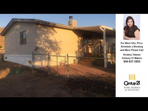 14687 Laguna Seca Drive, Apple Valley, CA Presented by Kristina Tolento.