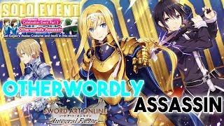 Sword Art Online: Integral Factor (SAOIF) - Event Campaign 5 [Otherwordly Assassin]