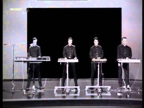 Thumbnail of video Kraftwerk - Das Model (The Model) (1982) HD