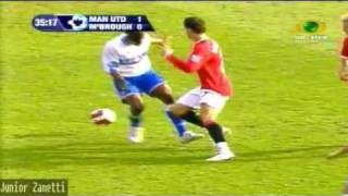 Cristiano Ronaldo Skills