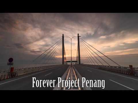 Timelapse Penang Second Bridge (Jambatan Sultan Abdul Halim Muadzam Shah)
