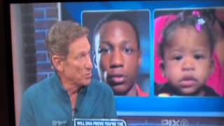 Laughing at Maury