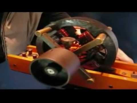 Tesla Magnetic Generator. FREE Energy to Power Their Homes
