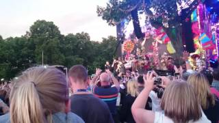 Take That - the garden Hyde Park 09/07/2016