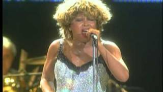 Tina Turner River Deep Mountain High Live 1996