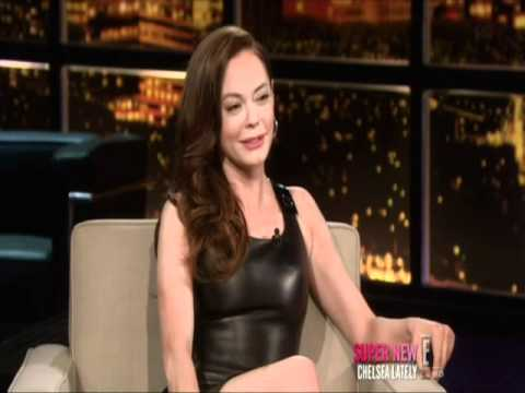 Rose McGowan - Chelsea Lately