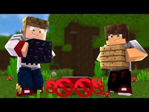 Minecraft: DESAFIO GANHANDO SEM PROTEGER A CAMA - BEDWARS ? PORTUGAPC ?
