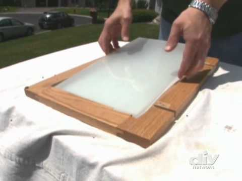 cabinet making glass doors