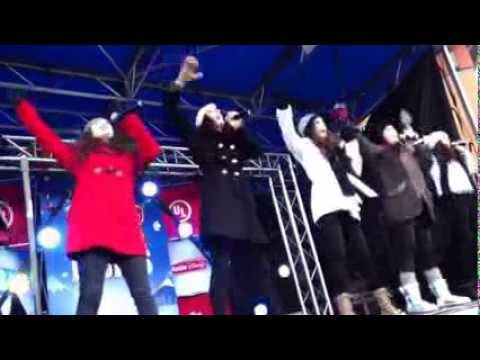 Cimorelli - Made in America Live in Denver Colorado!  Nov 23 2013