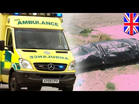 Lazy paramedics busted for dumping body by trash because their shift was over