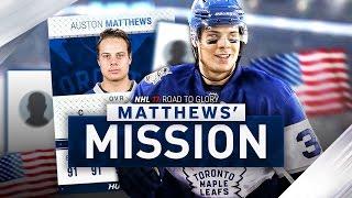 NHL 17 HUT - ROAD TO GLORY | MATTHEWS' MISSION #7