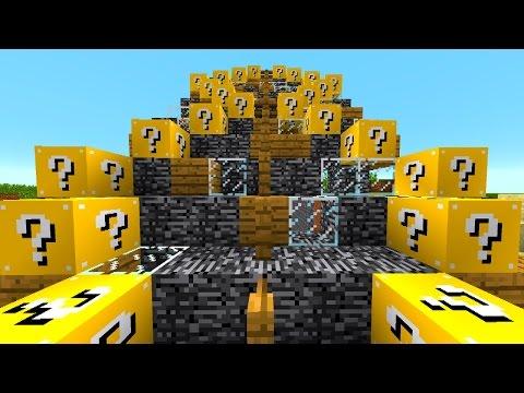 Minecraft Lucky Block Tunnel #1 With Vikkstar & Preston (minecraft Lucky Block Mod) video