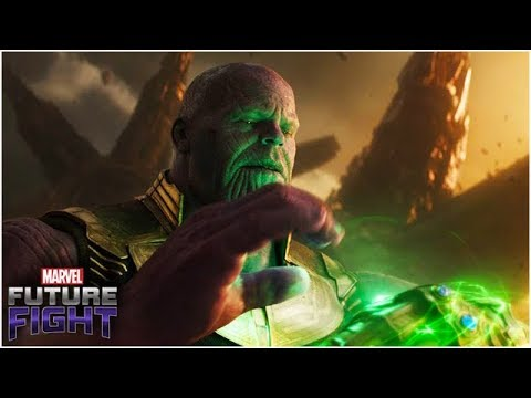 ONE WRONG MOVE AND YOU'RE TOAST (Thanos WBU Guide) - Marvel Future Fight