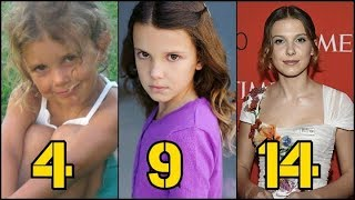Millie Bobby Brown From Baby to Teenager