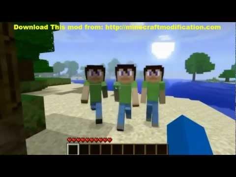 |1.4.7| Minecraft Charlotte Mod 1.4.7